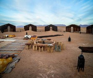 2 дня Поездка в пустыню Загора из Марракеша