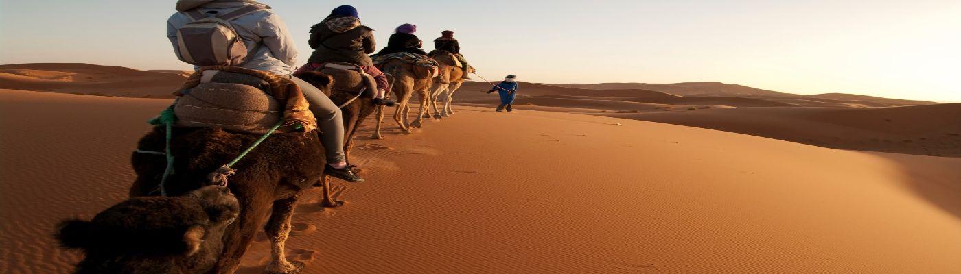лучший 5-дневный марокканский тур из Касабланки