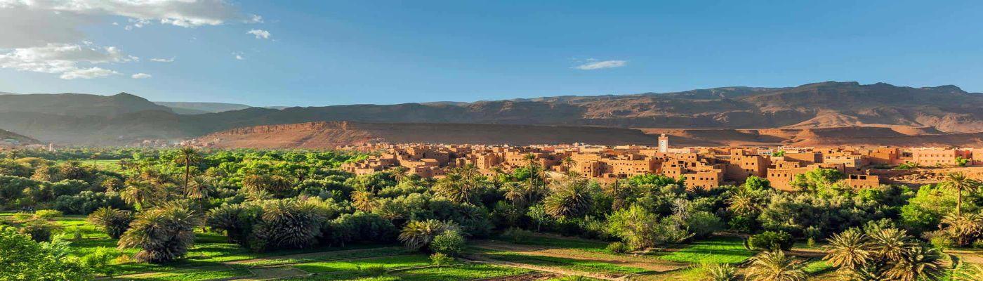 марокканский тур 5 дней