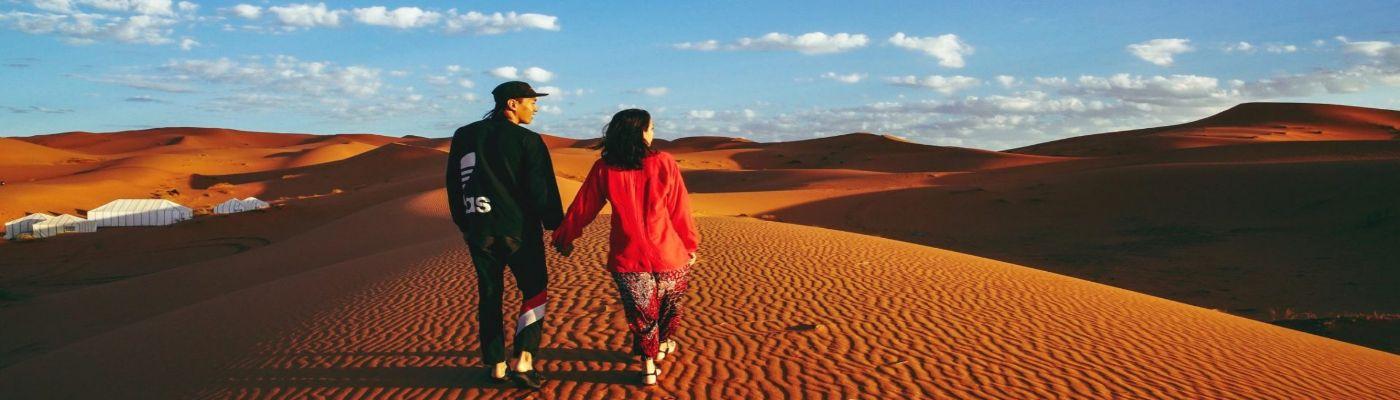 5 days desert tour from marrakech