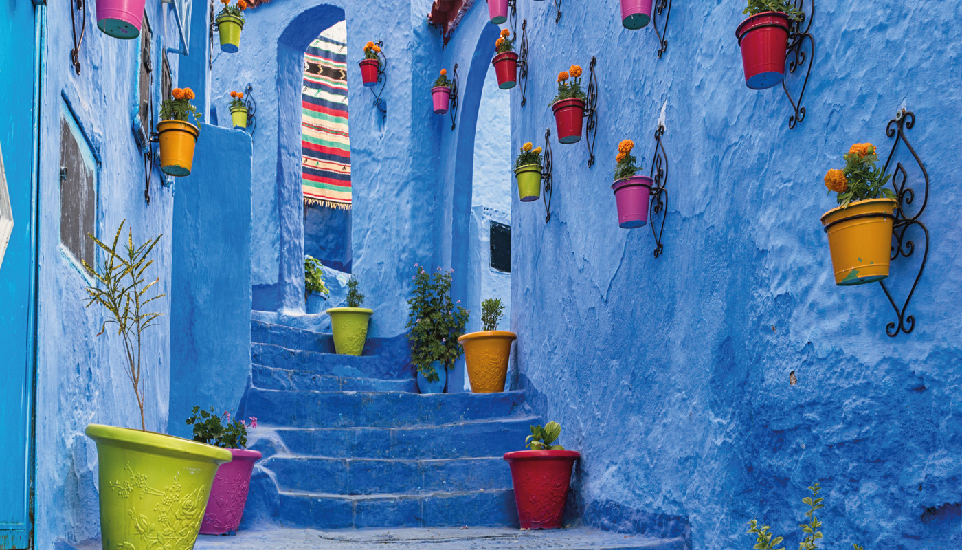 Best 6 days morocco tour from casablanca