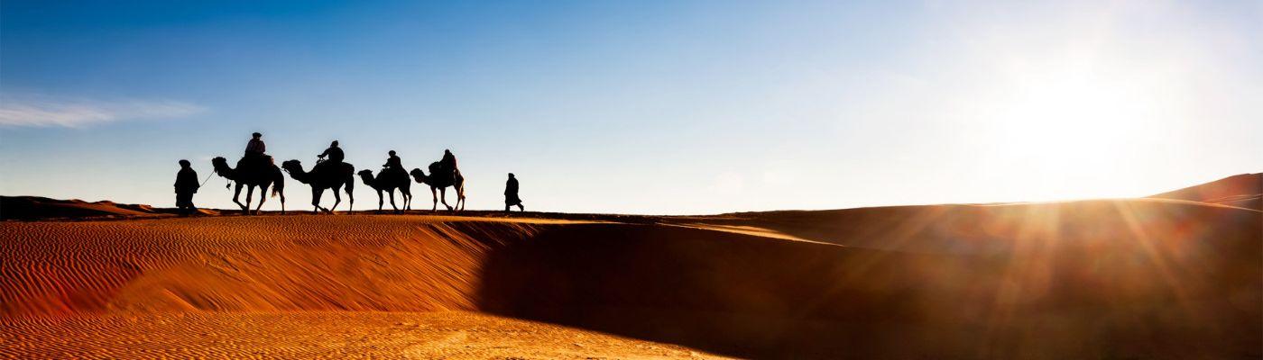 мерзуга 8 дней марокканские туры из Касабланки