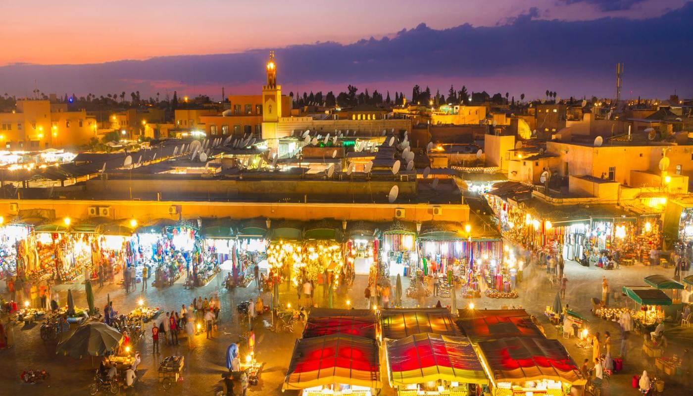 лучший 7-дневный марокканский тур из Касабланки