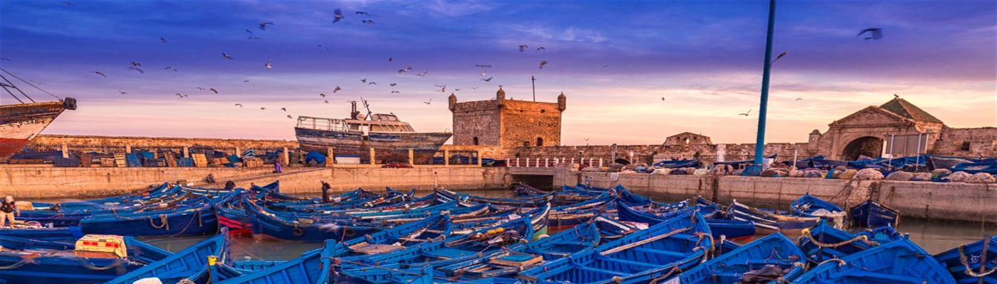best 16 days morocco tour from Casablanca