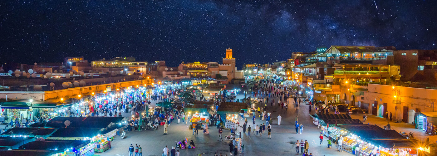 best 6 days morocco tour from Marrakech